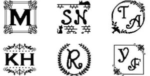 SR-GL2イニシャルマーク