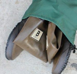 日本野鳥の会 ブーツ